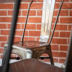 Metal Chairs & Stools