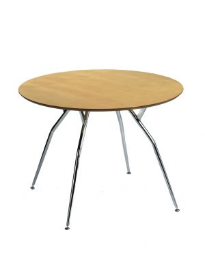 Mile Large Round Table - Set