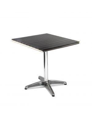 Monaco SQ70 Table - No Wood (Dark) Dining