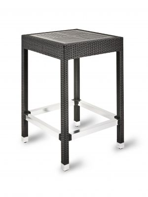 Geneva No Wood Top Poseur Table