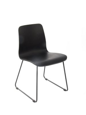 Copenhagen Side Chair - Skid Frame