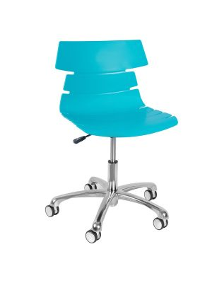 Hoxton Office Chair (Aluminium Base)