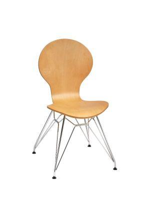 Mile Side Chair N Frame